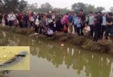 Nghệ An: Hàng trăm người đổ xô xem 'cá thiêng'