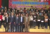 Nghi Xuân: Trao thưởng cho học sinh giỏi đầu Xuân