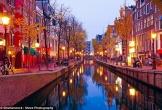 Hà Lan ban hành luật cấm du khách ngắm gái bán hoa ở phố đèn đỏ