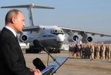 Thế khó của Putin trên chiến trường Syria
