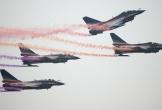 Trung Quốc tăng cường sức mạnh không quân đối phó Ấn Độ
