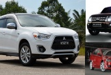Mitsubishi triệu hồi hơn 5.000 chiếc Outlander, Pajero…