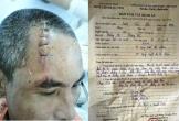 Vụ chém người khuyết tật nứt xương sọ ở Hà Tĩnh: Vì sao vẫn chưa khởi tố vụ án, khởi tố bị can gây án?