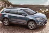 Hyundai triệu hồi gần 23.000 chiếc Santa Fe
