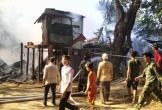 5 nhà dân cháy ra tro trong chiều mùng 9