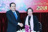 Chủ tịch MTTQ Trần Thanh Mẫn: Cộng đồng doanh nghiệp hãy đồng hành cùng Hội Khuyến học
