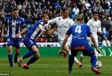 Real Madrid 4-0 Alaves: Cú đúp của C.Ronaldo