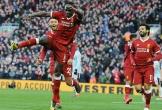 Liverpool qua mặt Man Utd lên nhì bảng