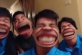 """Những giây phút """"lầy lội"""" của các tuyển thủ U23 Việt Nam"""