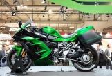 Siêu môtô Kawasaki H2 SX