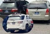 Hà Tĩnh: Xuất hiện nhiều xe biển xanh tại nhà hàng vào ngày thứ 7