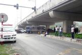 Tài xế xe tải bẻ lái thiếu quan sát tông chết hai bố con