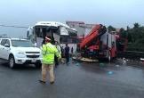 Tài xế ô tô khách đâm xe cứu hoả có bị xử lý hình sự?