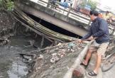 Hà Tĩnh: Dòng sông đen giữa lòng Thành phố