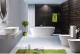 Muốn nhà đẹp và sang hơn nữa, đừng lơ là việc thiết kế nội thất phòng tắm