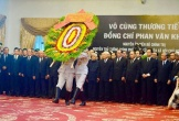 Trực tiếp lễ truy điệu nguyên Thủ tướng Phan Văn Khải