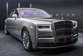 Xe siêu sang Rolls-Royce Phantom 2018 đầu tiên về Việt Nam