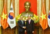 Tổng thống Hàn Quốc cảm ơn Việt Nam ủng hộ chính sách ở bán đảo Triều Tiên