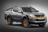 Mitsubishi tung pick-up bản
