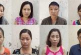 Khởi tố 8 bị can trong đường dây đánh bạc lớn ở Hà Tĩnh