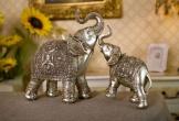 Sử dụng tượng voi chuẩn phong thủy để cả năm bình an, khỏe mạnh