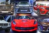 Ô tô Lexus Nhật 900 triệu, Việt Nam gần 3 tỷ: Đắt đỏ thuế chồng thuế