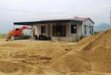 Huyện Nghi Xuân phản hồi bài viết về bãi tập kết cát trái phép