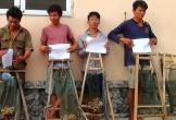Bộ đội biên phòng vây bắt 40 người trộm nghêu