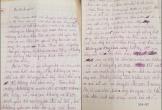 Xôn xao bức thư em bé viết cho bố và câu hỏi khiến ai cũng nghẹn ngào: