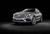 Mercedes-Benz GLA phiên bản X2-Rivalling Coupe mới