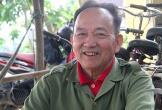 Cựu binh Hà Tĩnh mua phế liệu làm xe đạp tặng học sinh nghèo