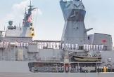 Trang bị vũ khí trên tàu Hải quân Hoàng gia Australia đang ở TP HCM