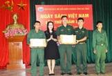 BĐBP Hà Tĩnh tổ chức Ngày sách Việt Nam lần thứ 5