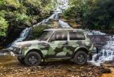 Lada Niva 2018 hồi sinh với phiên bản Camo, giá chỉ 195 triệu đồng