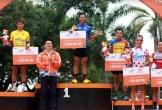 Chặng 23 giải xe đạp truyền hình TP.HCM-Tôn Đông Á: Lê Nguyệt Minh lần thứ 6 thắng chặng