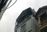 Trường mầm non bốc cháy, học sinh và giáo viên hoảng loạn sơ tán