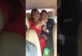 Cô dâu, chú rể Bình Phước 'quẩy' tưng bừng trên xe hoa