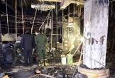 Cháy quán karaoke, 18 người chết thảm