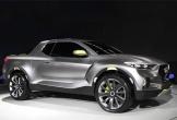 Xe bán tải đầu tiên của Hyundai sẽ ra mắt vào 2020