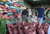 Tìm thấy nơi tiêu thụ 3 tấn tạp chất cà phê nhuộm pin