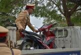 Thực hư CSGT 'tráo linh kiện' xe vi phạm giao thông bị tạm giữ