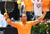 Nadal đối đầu với Djokovic ở bán kết Rome Masters