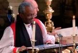 Chân dung Đức giám mục đặc biệt cử hành nghi thức thành hôn cho Hoàng tử Harry