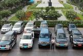 Chi hơn 1.000 tỷ đồng sắm mới xe công năm 2017