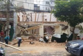3 người bị thương khi đang tháo dỡ công trình