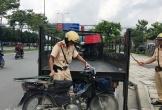 Điều tra vụ mất 3 xe máy của người vi phạm tại Đội CSGT Cát Lái