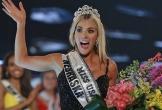 Mỹ nhân tóc vàng cao 1,65m đăng quang Hoa hậu Mỹ 2018