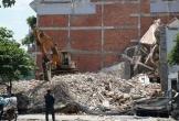 Sập nhà đang tháo dỡ, 1 người bị vùi tử vong