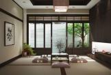 Những góc nhỏ không gian sống đẹp xiêu lòng với phong cách Zen
