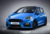Ford được dự đoán đang thực hiện Fiesta phiên bản RS